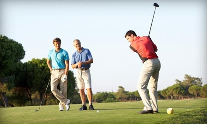 Pruneridge Golf Club - Santa Clara: $120 for a 10-Round Play Card at Pruneridge Golf Club in Santa Clara (Up to $220 Value)