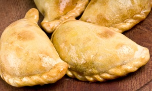 Empanadas and Chilean Food at Empanada Queen (Up to 49% Off). Two Options Available.