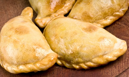 Empanadas and Chilean Food at Empanada Queen (Up to 42% Off). Two Options Available.