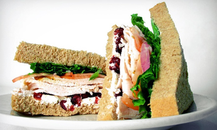 House of Bread - Tigard Neighborhood Area 9: $10 for $20 Worth of Sandwiches, Salads, and Baked Goods at House of Bread