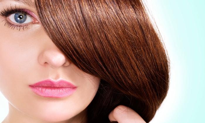 RockinStylist Salon - Phillipsburg: Three or Five Hair Washes and Blow-Dries at RockinStylist Salon (Up to 59% Off)