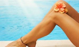 Tiki Tan Express: Up to 83% Off Airbrush Tans and Tanning Beds at Tiki Tan Express