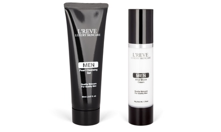 L'Reve Men's Shaving Skincare Kit