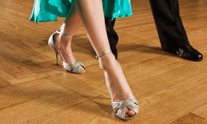 Arthur Murray Dance Studio: $35 for Two Private Dance Lessons for One Person or Couple at Arthur Murray Dance Studio ($165 Value)
