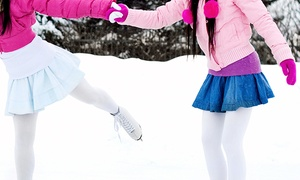 Seven Bridges Ice Arena: Ice-Skating Admission and Skate Rental for Two or Four at Seven Bridges Ice Arena (Up to 52% Off)