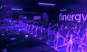 Finergy Cross Train: $59 for $150 Worth of Spinning — Finergy Cross Train