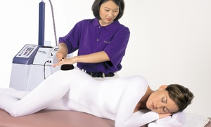 Healthful Strategies: Four or Eight Slim Massage Treatments at Healthful Strategies (50% Off)