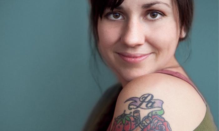 Serenity Tattoo Company - Spenard: Tattoo Services at Serenity Tattoo Company (Up to 60% Off). Three Options Available.