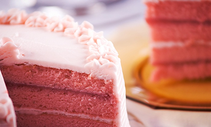 Frost Bake Shop - Jackson - University Area PD: $10 for $20 Worth of Cupcakes, Layer Cakes, Cheesecakes, Pies and Cookies at Frost Bake Shop