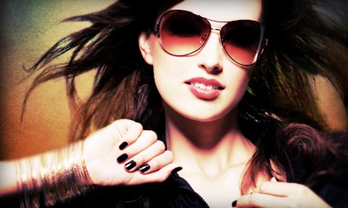 Fashion Diva Spa - White Plains: $19 for a Shellac Manicure at Fashion Diva Spa ($40 Value)