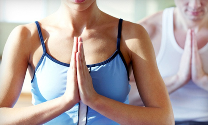 Clayton Yoga - Clayton: 10 or 20 Classes at Clayton Yoga (Up to 71% Off)