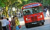 West Coast Sightseeing Ltd. - Downtown Vancouver: One-Day Unlimited Hop-On, Hop-Off City Bus Tour for One, Two, or Four from Big Bus (Up to 53% Off)