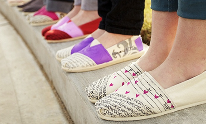 Fruitful Feet - CSU Bakersfield: $41 for $75 Worth of Products at Fruitful Feet