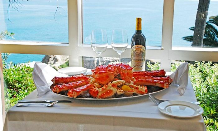 Crab catcher up to 38 off la jolla ca groupon for Fish restaurant la jolla