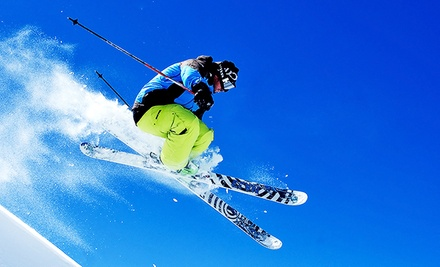 1 or 4 Full-Day Lift Tickets with Optional Equipment Rental or Season Pass at Skyloft Ski Resort (Up to 63% Off)