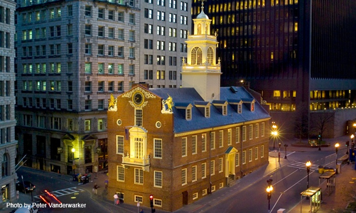 RevolutionaryBoston at the Old State House - Downtown: Admission or Membership to The Old State House - America's Revolutionary Museum (70% Off)