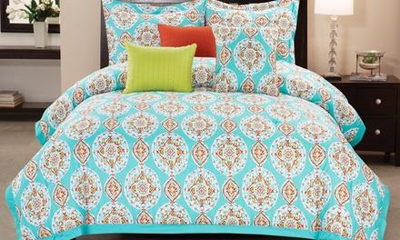 New Season 6-Piece Egyptian-Cotton Comforter Sets