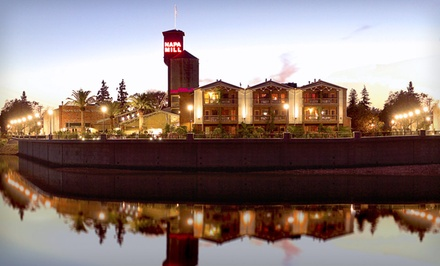 One-Night Stay for Two with Wine-Tasting Package and Optional Spa Credit at Napa River Inn in Napa, CA