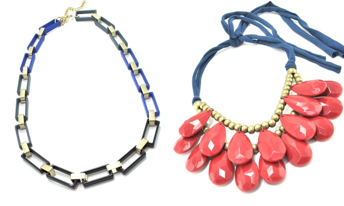 Valentina Fashion Jewelry - Coral Springs Mall: $32 for $59 Groupon — Valentina Fashion Jewelry