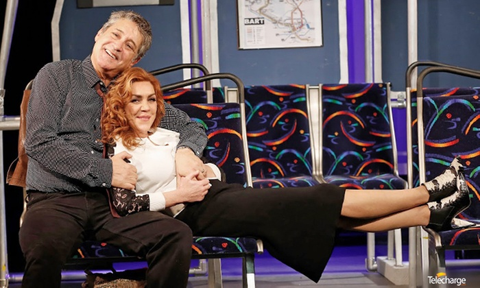"""""""2 Across"""" - St Luke's Theatre: """"2 Across"""" - A New Comedy starring Andrea McArdle (through March 20)"""
