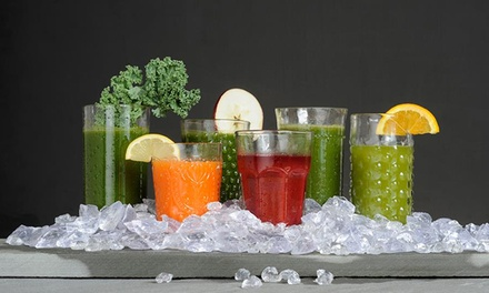 Juice Cleanses from Raw Generation (Up to 45% Off). Four Options Available.