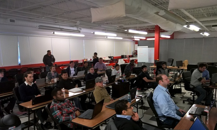 Coder Camps - Multiple Locations: Three-Day Web Design Course at Coder Camps (53% Off)