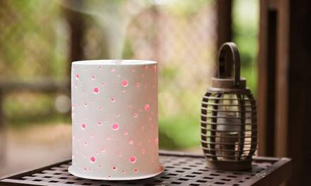Zaq Galaxy Ceramic LiteMist Aromatherapy Essential Oil Diffuser