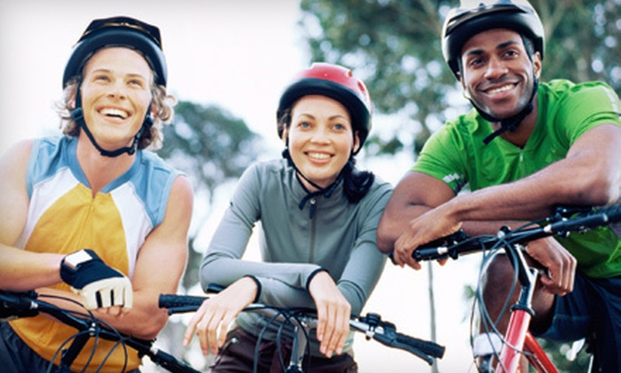 Rent-A-Bike-Central Park - Midtown Center: Two-Hour or All-Day Bike Rental for One Bike, or Tandem Bike or Two Bikes from Rent-A-Bike-Central Park (Up to 63% Off)