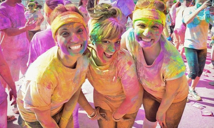 The Graffiti Run - East Saint Louis: $25 for 5K Registration from Graffiti Run on Sunday, October 6 ($55 Value)