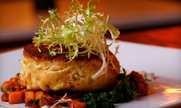 Nage - Dupont Circle: $20 for $40 Worth of Contemporary American Bistro Cuisine for Dinner at Nage
