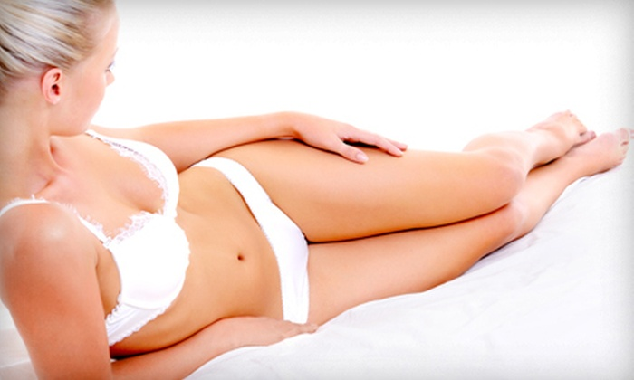 SunSera Salons - Sutherland Industrial: Three Laser Hair-Removal Treatments at SunSera Salons (Up to 73% Off). Three Options Available.