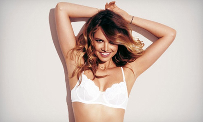 Adore Me: Lingerie, Swimwear, and Shapewear from Adore Me (Up to US$100 Value). Two Options Available.