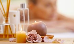 Nutriestetic: Nutriestetic – Copacabana: spa dos pés e cadeira massageadora (opção com massagem e revitalização facial)
