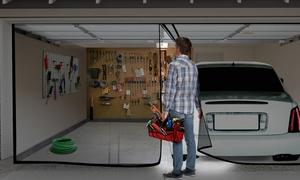 Double Garage Door Screen at Double Garage Door Screen, plus 6.0% Cash Back from Ebates.