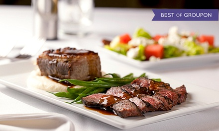 Up to 42% Off Dinner or Cocktails at Savoy Restaurant