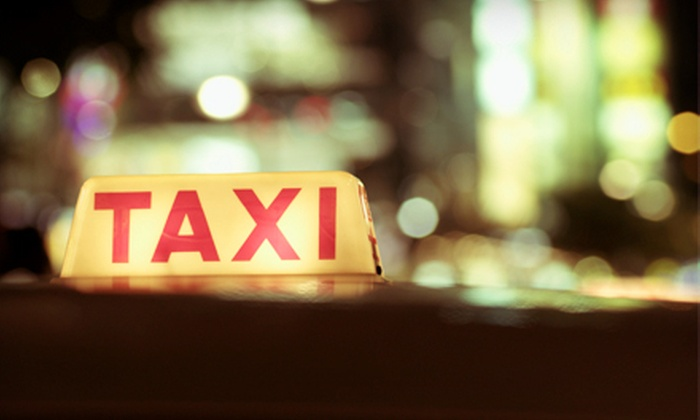 Boston New England Taxi - Boston: $15 for Ride from Boston New England Taxi ($30 Value)