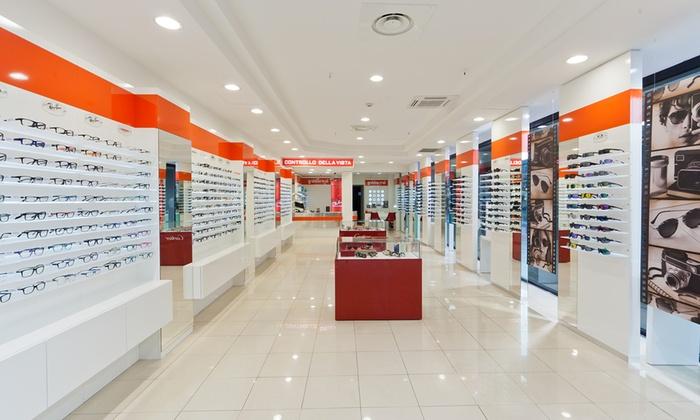 CENTRO OTTICO guidoreni - Più sedi: Buono sconto fino a 250 € per un paio di occhiali con montatura e lenti da Centro Ottico Guidoreni. Valido in 4 sedi