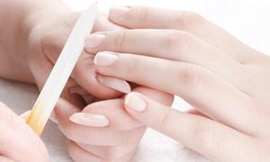 Amora Hair Studio – Nail & Spa: 10 Spa Manicures or 2 60-Minute European Facials at Amora Spa & Nail Salon (Up to 50% Off)