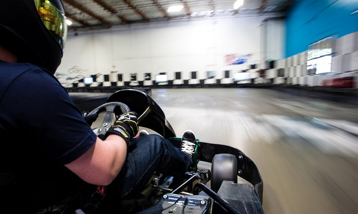 Umigo Indoor Kart Racing - Ulmar: Weekday Go-Kart Racing Packages for Kids or Adults at Umigo Indoor Go-Kart Racing (Up to 32% Off).