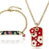 14-Karat Gold-Plated Women's and Girls' Necklaces and Bracelets