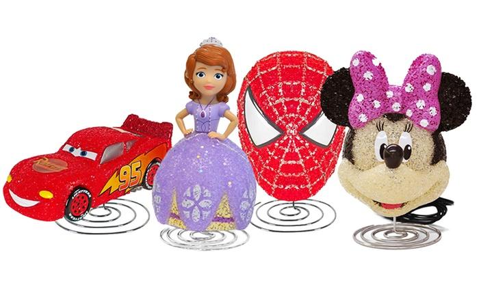 Kids Character Eva Lamp Groupon Goods