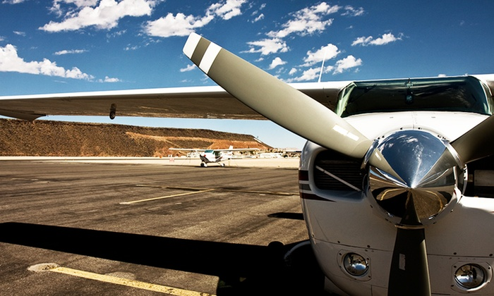Affordable Aircraft & Flight Instruction, LLC - Multiple Locations: $99 for an Introductory Flight Package ($299.25 Value)