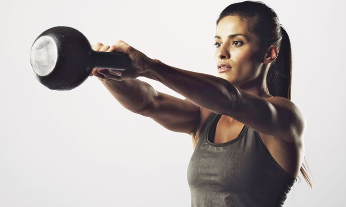 Combat Crossfit - Central San Pedro: Five CrossFit Classes or One Month of Unlimited Classes at Combat Crossfit (Up to 76% Off)
