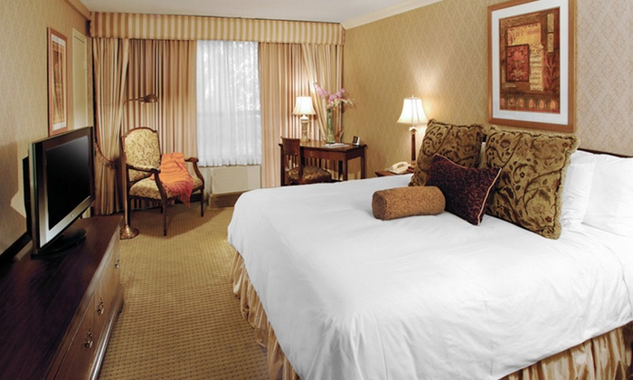 Bethesda Court Hotel - Bethesda, MD: One- or Two-Night Stay at Bethesda Court Hotel in Bethesda, MD