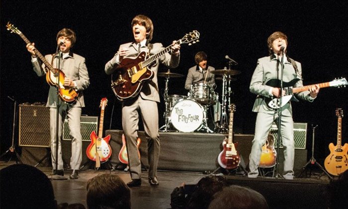 The Fab Four - The Paramount Theatre - Huntington: The Fab Four: The Ultimate Tribute to The Beatles on Saturday, February 20, at 8 p.m.