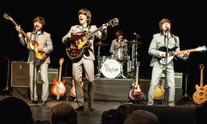 The Fab Four: The Fab Four: The Ultimate Tribute to The Beatles on Saturday, February 20, at 8 p.m.