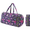 Floral Quilted Bags