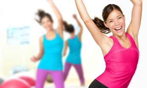 Zumba with Gina: 5 or 10 Classes at Zumba with Gina (Up to 50% Off)