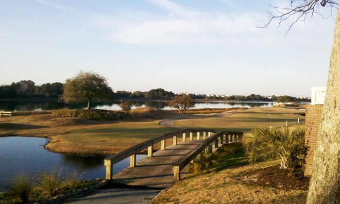 Brick Landing Plantation - Ocean Isle Beach: 18-Hole Round of Golf with Cart and Range Balls for Two or Four at Brick Landing Plantation (Up to 50% Off)