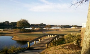 Brick Landing Plantation: 18-Hole Round of Golf with Cart and Range Balls for Two or Four at Brick Landing Plantation (Up to 50% Off)
